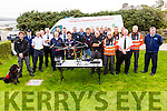 Agency's from Kerry taking part in the Inter Agency Emergency Service Exercise including Drones & Search Dogs on Valentia Island on Saturday included members from An Garda Siochana, Kerry Mountain Rescue, The Coast Guard, & Civil Defence.