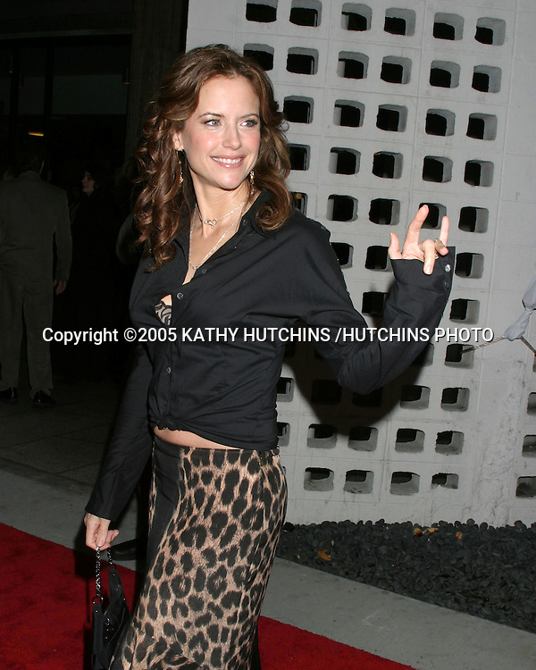"KELLY PRESTON.SCREENING OF SHOWTIME'S NEW SERIES.""FAT ACTRESS"".CINERAMA DOME.HOLLYWOOD, CA.FEBRUARY 23, 2005.©2005 KATHY HUTCHINS /HUTCHINS PHOTO..."