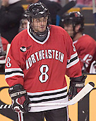 Bryan Esner - The Boston College Eagles defeated the Northeastern University Huskies 5-2 in the opening game of the 2006 Beanpot at TD Banknorth Garden in Boston, MA, on February 6, 2006.