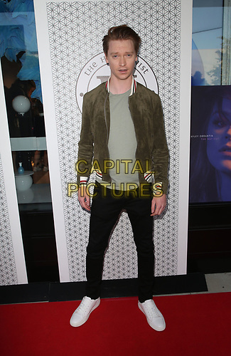 "28 May 2019 - Los Angeles, California - Calum Worthy. Hayley Orrantia Celebrates New EP ""The Way Out"" held at The Harmonist.   <br /> CAP/ADM/FS<br /> ©FS/ADM/Capital Pictures"