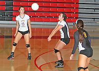 JV Volleyball vs. Sheridan 10-1-15