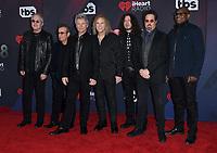 11 March 2018 - Inglewood, California - Bon Jovi. 2018 iHeart Radio Awards held at The Forum. <br /> CAP/ADM/BT<br /> &copy;BT/ADM/Capital Pictures