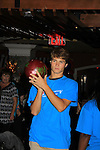 "One Life To Live Andrew Trischitta ""Jack Manning"" bowls at 9th Annual Daytime Stars & Strikes Charity Event to benefit The American Cancer Society on October 7, 2012 at Bowlmor Lanes Times Square, New York City, New York.  (Photo by Sue Coflin/Max Photos)"