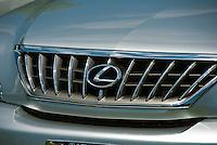 Lexus,  Auto, Silver, Front Grille Emblem, Close up, Cars, Auto, Automobile, Transportation,