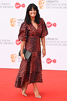 Claudia Winkleman arriving for the BAFTA TV Awards 2018 at the Royal Festival Hall, London, UK. <br /> 13 May  2018<br /> Picture: Steve Vas/Featureflash/SilverHub 0208 004 5359 sales@silverhubmedia.com