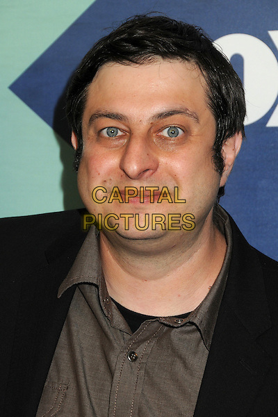 Eugene Mirman<br /> Fox All-Star Summer 2013 TCA Party held at Soho House, West Hollywood, California, USA, 1st August 2013.<br /> portrait headshot <br /> CAP/ADM/BP<br /> &copy;Byron Purvis/AdMedia/Capital Pictures