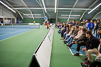 Januari 24, 2015, Rotterdam, ABNAMRO, Supermatch, supporters<br /> Photo: Tennisimages/Henk Koster