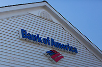 FAIRVIEW, NJ - APRIL 28: A Bank of America branch is seen on April 28 Fairview, New Jersey. (Photo by Kena Betancur/ VIEWpress via Getty Images)