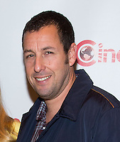 LAS VEGAS, NV - March 27: Adam Sandler pictured arriving at Warner Broters Presentation at Cinemacon 2014 at Caesars Palace in Las Vegas, NV on March 27, 2014. © Kabik/ Starlitepics