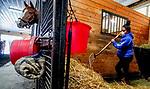 03-18-20 Life Goes On At Fair Hill During Coronavirus Pandemic