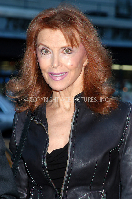 WWW.ACEPIXS.COM . . . . . ....NEW YORK, APRIL 13, 2005....Tina Louise at the 'Ring of Fire the Emile Griffith Story' premiere held at the Beekman Theater.....Please byline: KRISTIN CALLAHAN - ACE PICTURES.. . . . . . ..Ace Pictures, Inc:  ..Craig Ashby (212) 243-8787..e-mail: picturedesk@acepixs.com..web: http://www.acepixs.com
