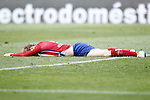 Atletico de Madrid's Fernando Torres dejected during La Liga match. April 23,2016. (ALTERPHOTOS/Acero)