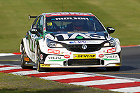 Round 10 of the 2018 British Touring Car Championship.  #18 Senna Proctor. Power Maxed Racing. Vauxhall Astra