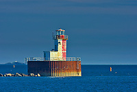 Bunker Island Lighthouse<br />