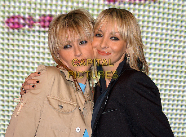 "APPLETON - NICOLE APPLETON & NATALIE APPLETON.attend signing of their new album ""Everything's Eventual"" at HMV Music Store.siblings, sisters.www.capitalpictures.com.sales@capitalpictures.com.© Capital Pictures."
