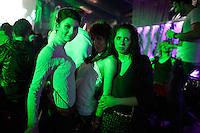ROMANIA / Bucharest / 4 AM at the Turabo Society Club. © Davin Ellicson / Anzenberger