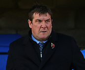 4th November 2017, McDiarmid Park, Perth, Scotland; Scottish Premiership football, St Johnstone versus Celtic; Tommy Wright