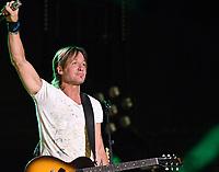 11 June 2017 - Nashville, Tennessee - Keith Urban. 2017 CMA Music Festival Nightly Concert held at Nissan Stadium. Photo Credit: Dara-Michelle Farr/AdMedia
