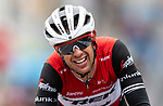 Richie Porte (AUS) Trek-Segafredo crosses the finish line at the end of Stage 2 of the Criterium du Dauphine 2019, running 180km from Mauriac to Craponne-sur-Arzon, France. 9th June 2019<br /> Picture: ASO/Alex Broadway | Cyclefile<br /> All photos usage must carry mandatory copyright credit (© Cyclefile | ASO/Alex Broadway)