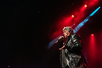 SAO PAULO,SP 15.02.2019 - SHOW-SP - O cantor Sidney Magal durante seu show comemorativo de 50 anos de carreira, no Espaço das Américas, zona oeste de São Paulo, na noite desta sexta-feira, 15. (Foto: Bruna Grassi/Brazil Photo Press)