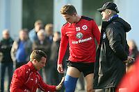 06.03.2014: Eintracht Frankfurt Training