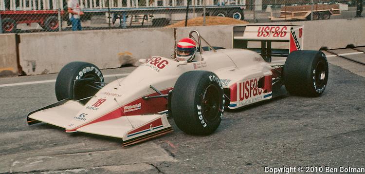 Eddie Cheever, Arrows A10B, Detroit 1988