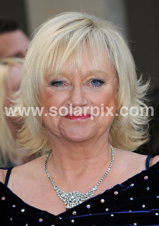 """**ALL ROUND PICTURES FROM SOLARPIX.COM**.**WORLDWIDE SYNDICATION RIGHTS**.Authors and celebrities arrive for the Galaxy British Book Awards or """"Nibbies"""" at the Grosvenor House Hotel in London..This pic:  Judy Finnegan.JOB REF:  8765    SSD     DATE:  04.04.09.**MUST CREDIT SOLARPIX.COM OR DOUBLE FEE WILL BE CHARGED**.**ONLINE USAGE FEE GBP 50.00 PER PICTURE - NOTIFICATION OF USAGE TO PHOTO @ SOLARPIX.COM**.**CALL SOLARPIX : +34 952 811 768 or LOW RATE FROM UK 0844 617 7637**"""