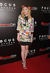 LAS VEGAS, CA - MARCH 29: Actress Kirsten Dunst arrives at CinemaCon 2017- Focus Features: Celebrating 15 Years and a Bright Future at Caesars Palace during CinemaCon, the official convention of the National Association of Theatre Owners, on March 29, 2017 in Las Vegas Nevada.
