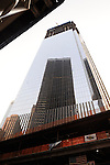 #3 World Trade Center  under construction