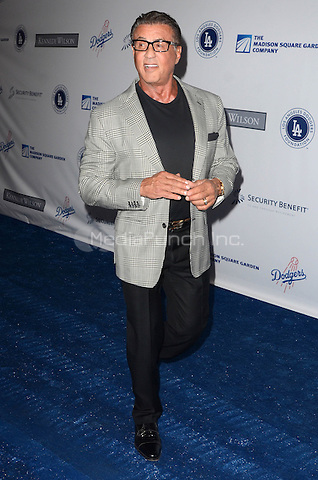 LOS ANGELES, CA - JULY 28: Sylvester Stallone at the Los Angeles Dodgers Foundation Blue Diamond Gala at Dodger Stadium, in Los Angeles, California, on July 28, 2016. Credit: David Edwards/MediaPunch