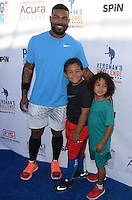 Howie Kendrick<br /> at Clayton Kershaw's Ping Pong 4 Purpose Celebrity Tournament to Benefit Kershaw's Challenge, Dodger Stadium, Los Angeles, CA 08-11-16<br /> David Edwards/MediaPunch