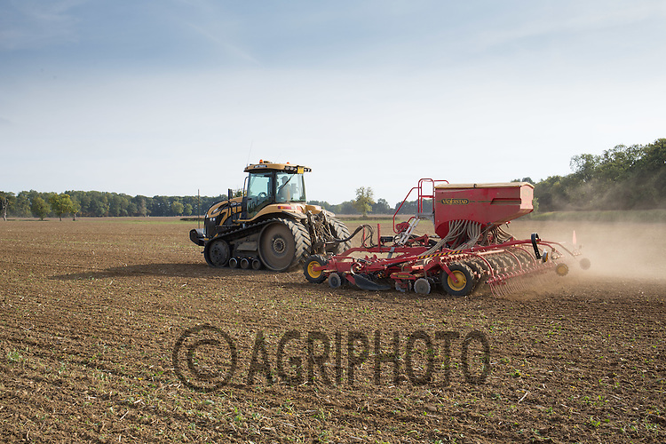 Drilling Winter Wheat in Lincolnshire<br /> Picture Tim Scrivener 07850 303986<br /> tim@agriphoto.com<br /> &hellip;.covering agriculture in the UK&hellip;.