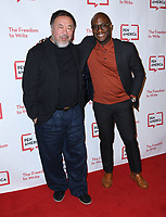 02 November 2018 - Beverly Hills, California - Ai Weiwei, Barry Jenkins . Beverly Wilshire Hotel held at The Beverly Wilshire Hotel. <br /> CAP/ADM/BT<br /> &copy;BT/ADM/Capital Pictures