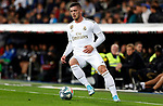 Real Madrid CF's Luka Jovic during La Liga match. Oct 30, 2019. (ALTERPHOTOS/Manu R.B.)