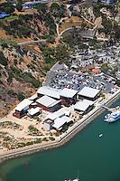 Vertical Aerial Photo of Dana Point Marine Ocean Institute