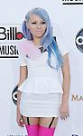 LAS VEGAS, CA - MAY 20: Kerli arrives at the 2012 Billboard Music Awards at MGM Grand on May 20, 2012 in Las Vegas, Nevada.