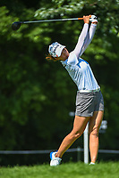 Chella Choi (KOR) watches her tee shot on 15 during round 2 of the 2018 KPMG Women's PGA Championship, Kemper Lakes Golf Club, at Kildeer, Illinois, USA. 6/29/2018.<br /> Picture: Golffile | Ken Murray<br /> <br /> All photo usage must carry mandatory copyright credit (© Golffile | Ken Murray)