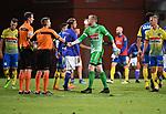 2018-08-10 / Voetbal / Seizoen 2018-2019 / KFCO Beerschot-Wilrijk - KVC Westerlo / Koen Van Langendonck<br /> <br /> ,Foto: Mpics