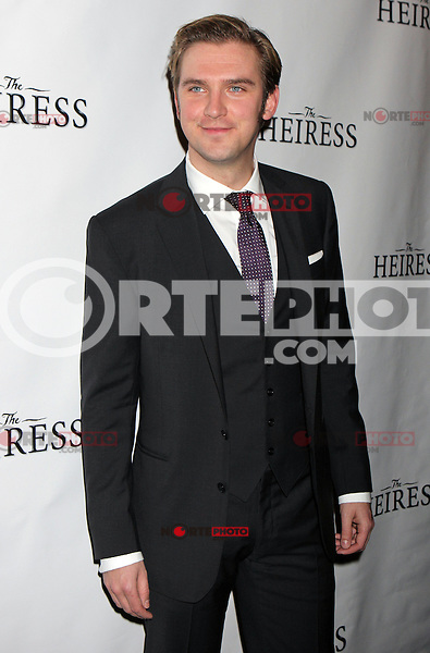 """Dan Stevens attends the opening night party for Broadway's """"The Heiress"""" at The Edison Ballroom in New York, 01.11.2012...Credit: Rolf Mueller/face to face / MediaPunch Inc  **online only for weekly magazines**** .<br /> ©NortePhoto"""