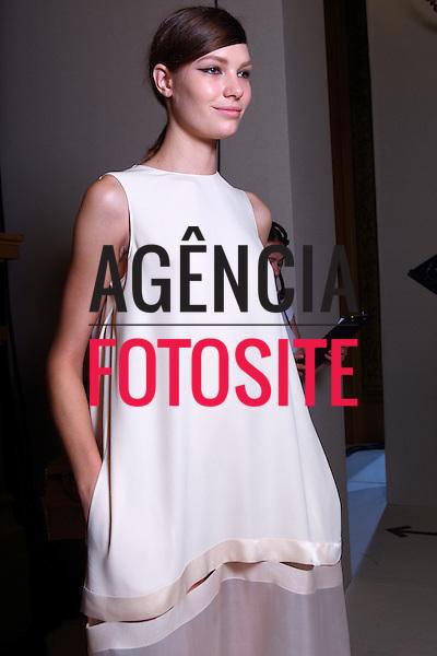 Paris, Franca &sbquo;09/2013 - Desfile de Stella McCartney durante a Semana de moda de Paris  -  Verao 2014. <br /> Foto: FOTOSITE