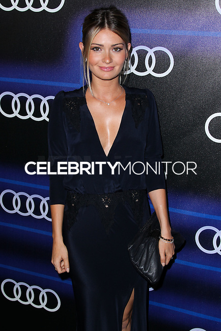 WEST HOLLYWOOD, CA, USA - AUGUST 21: Lauren Parsekian at the Audi Emmy Week Celebration 2014 held at Cecconi's Restaurant on August 21, 2014 in West Hollywood, California, United States. (Photo by Xavier Collin/Celebrity Monitor)