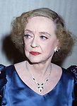 Bette Davis during the Film Advisory Board Dinner at Beverly Hilton Hotel on April 3, 1982 in Los Angeles, California
