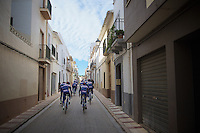 Pro Cycling Team Wanty-Groupe Gobert <br /> <br /> Pre-season Training Camp january 2016