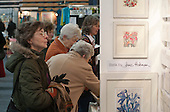 Display of prints & cards (www.janehickmanbatik.com), Craft & Design Show (www.craftinfocus.com), Spectrum Leisure Centre, Guildford.