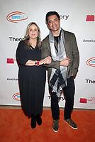 22 November 2019 - Beverly Hills, California - Kelly Stone, Gilles Marini. Lupus LA's Hollywood Bag Ladies Luncheon held at The Beverly Hilton Hotel. Photo Credit: FS/AdMedia