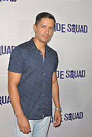 MIAMI, FL - JULY 25: Jay Hernandez attends the 'Suicide Squad' Wynwood Block Party and Mural Reveal with cast on July 25, 2016 in Miami, Florida.  Credit: MPI10 / MediaPunch