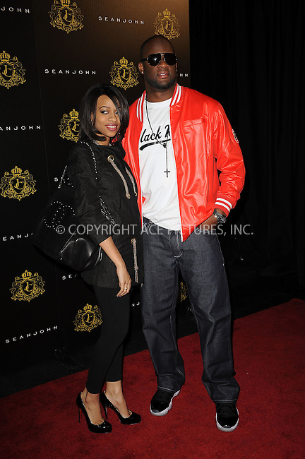 WWW.ACEPIXS.COM . . . . . ....January 23 2010, New York City....Vince Young and guest attends Justin Combs' 16th birthday party at M2 Ultra Lounge on January 23, 2010 in New York City.....Please byline: KRISTIN CALLAHAN - ACEPIXS.COM.. . . . . . ..Ace Pictures, Inc:  ..tel: (212) 243 8787 or (646) 769 0430..e-mail: info@acepixs.com..web: http://www.acepixs.com