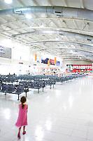 Aeropuerto Internacional de Los Cabos. Thursday, November 6, 2008.