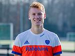 UTRECHT - Joep de Mol, thuis  shirt speler Nederlands Hockey Team heren. COPYRIGHT KOEN SUYK