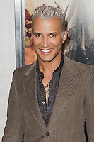 "Jay Manuel   .Anteprima di ""La Furia dei Titani"". ""Wrath of the Titans"".AMC Lincoln Square Theater.26/03/2012, New York.Foto Insidefoto / Marco Sagliocco..Only Italy"